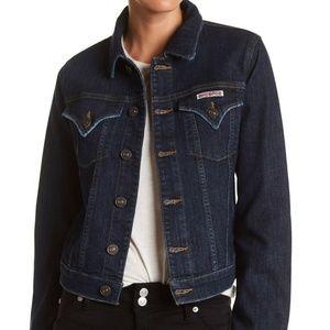 Hudson Jeans Signature Bailout Denim Jacket